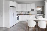 Talon uusi keittiö